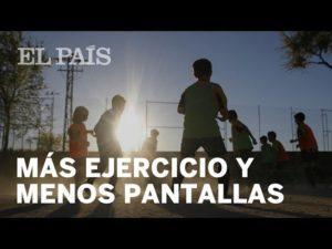 Pau Gasol habla a los medios después de presentar los resultados del estudio Pasos
