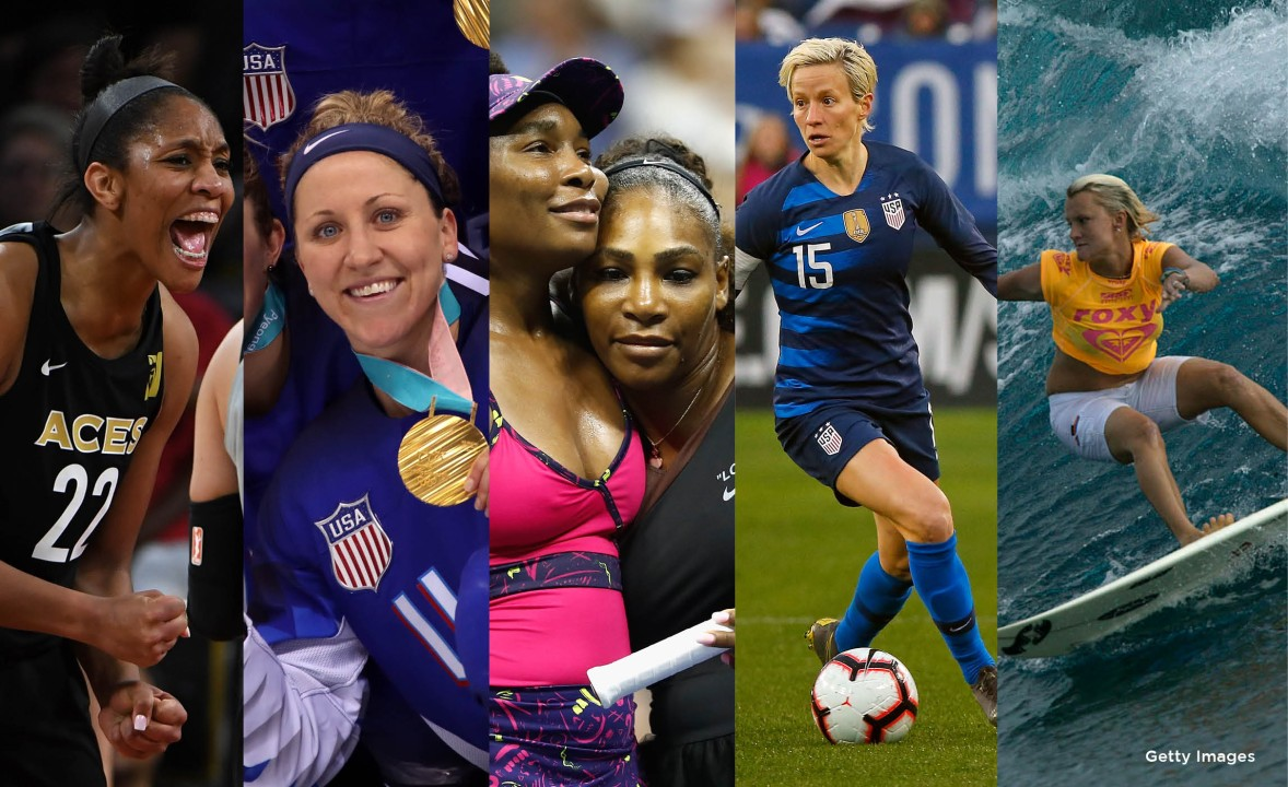 Equality in sports: something for everyone 4