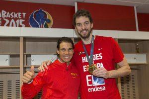 Nadal y Gasol animan al deporte español a recaudar 11 millones de euros 8